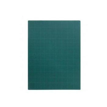 Vágólap - A3-as méretű zöld színű vágó alátét, centiméteres beosztással