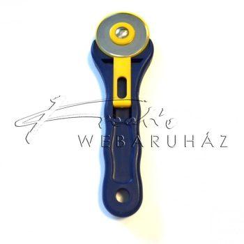 Körkés - 45mm - BLUE textilvágó kés