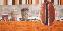 Kávé, Szalvéta