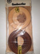 Fenyő háncs - Pine Strip 1cm, színes, fa quilling technikához