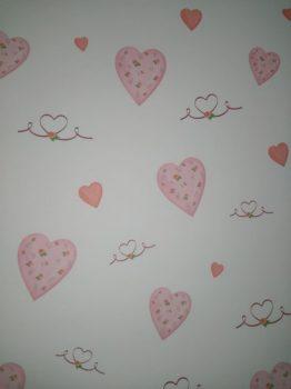 Kartonpapír - Katica bogarak, színes karton, 1 lap