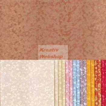 Domborított papír - Mozaik, 120gr.