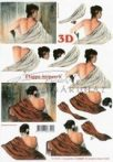 Nő lepelben, Fázisos 3D