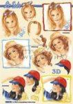 Tini lányok, Fázisos 3D