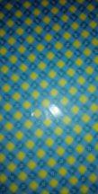 Transzparens papír - Baby kék lovacskás
