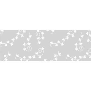 Transzparens papír - Borostyán, Fehér, 20x30 cm, 5 lap
