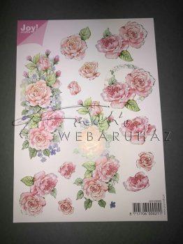Rózsaszín rózsa, Fázisos 3D