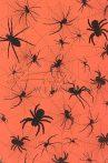 Pók, Halloween karton