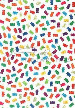 Transzparens papír - Gumimaci