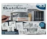 Kreatív hobby - Hobby művész - Grafikai készlet - Rajzolj könnyen állatokat! 2.