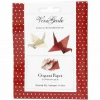 Origami papír - Koppenhága