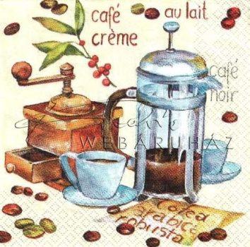 Kávé és daráló