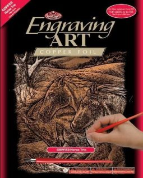 Kreatív hobby - Lovak