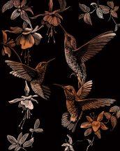 Képkarcoló készlet karctűvel - 20x25 cm - Réz - Kolibri