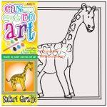 Kreatív hobby - Zsiráf