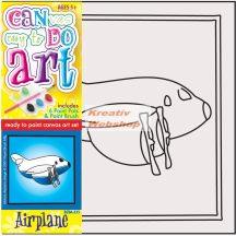 Kreatív hobby - Repülőgép