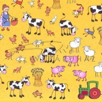 Kartonpapír - Vidéki farm, Karton
