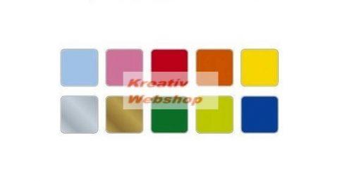 Festékpárna készlet - Szivárvány - 10 db-os készlet