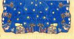 Betlehemi királyok Szalvéta teljes méretű képpel