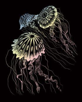 Kreatív hobby - Medúzák