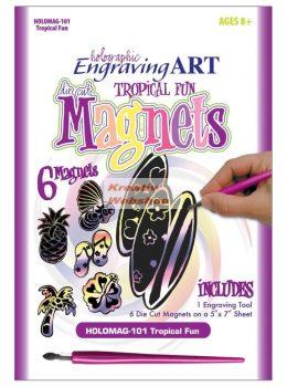 Kreatív hobby - Holografikus - Tengerpart