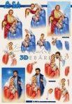 Szent család, Fázisos 3D