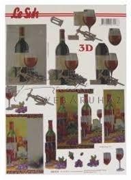 Borozás, 3D
