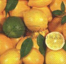 Sárga citromok - Szalvéta