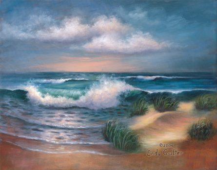 Kreatív hobby - Tengerpart