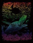 Kreatív hobby - Tengeri teknős