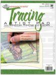 Kreatív hobby - Átíró- átrajzoló papír tömb 30 lapos