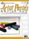 Kreatív hobby - Művészpapír - Artist Pastels 5 színárnyalatban