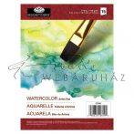"Akvarell tömb ""Royal"" akvarellfestéshez 18x13cm, 15lap, 190g"