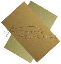 Real Natural papír, szürke-szürke, 100gr, 20x30cm - 10 lap