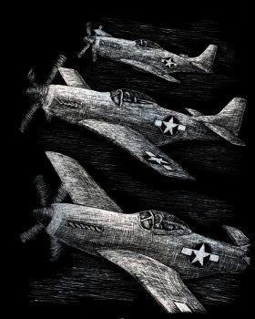 Kreatív hobby - Harci repülők