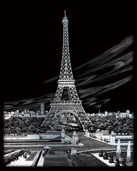 Kreatív hobby - Párizs, Eiffel torony