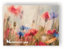 Akvarellfüzet GOLD iskolásoknak (143) A3, 200 gr, 20 lap