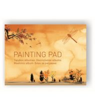 Festőfüzet iskolásoknak (135) A3, 190 gr, 20 lap