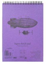 Pasztelltömb - SMLT Ingres Authentic 130gr - 25 lapos A5