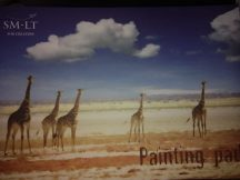 Festőfüzet iskolásoknak (134) A4, 190 gr, 20 lap