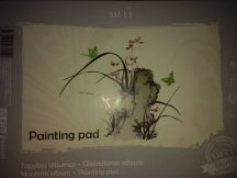 Festőfüzet iskolásoknak (132) A4, 160 gr, 40 lap