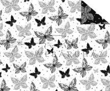 Pillangók, Színezhető mintás karton