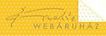 Kartonpapír - Pöttyös, sárga karton, 29,5x20cm, 1 lap