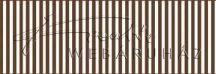Kartonpapír - Barna, csíkos karton, 29,5x20cm, 1 lap