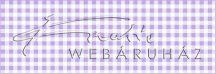 Kartonpapír - Kockás világos lila karton, 29,5x20cm, 1 lap