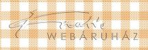Kartonpapír - Kockás terítő, aranysárga nagykocka mintás karton, 29,5x20cm, 1 lap
