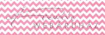 Kartonpapír - Rózsaszín, Chevron cikk-cakk mintás karton 29,5x20cm, 1 lap