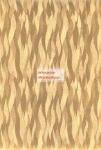 Holografikus kartonpapír - Arany Hullám mintával, 20x30 cm, 1 lap