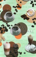 Transzparens papír - Cappuccino