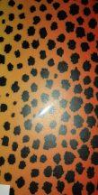Transzparens papír - Leopárd mintás